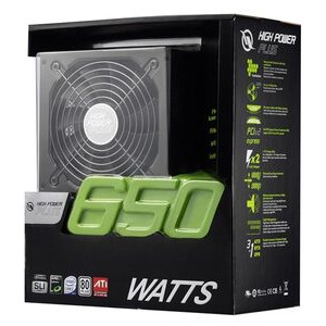 Photo of High Power ATX 650W 80+ Power Supply