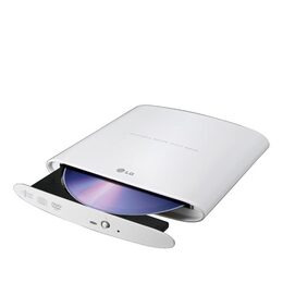 LG External Slimline White Reviews