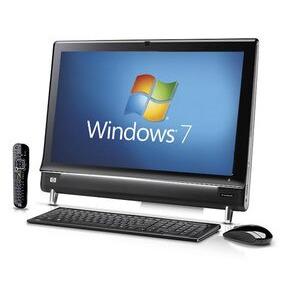 Photo of HP Touchsmart 600-1040UK Desktop Computer