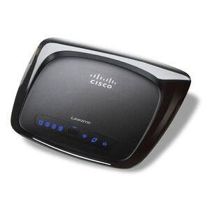 Photo of Linksys N150 Wireless Router WPN824N Router