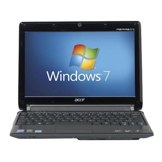 Acer Aspire One 531 (Windows 7) (Netbook)