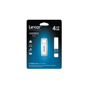 Photo of Lexar 4GB J/DRV USB Memory Storage