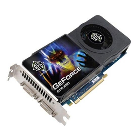 BFG TECHNO GF GTS250 1GBDDR3