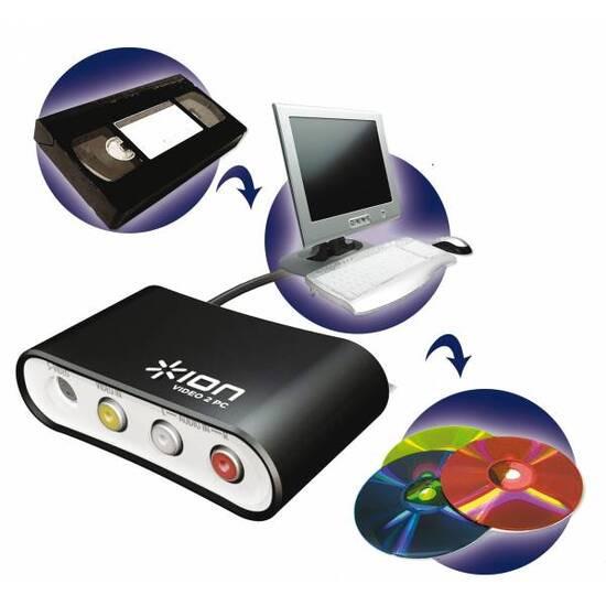 Numark ION Video2PC