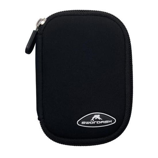 Swordfish Black Neoprene Camera Case SSNCBBK09