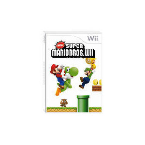 Photo of New Super Mario Bros (Wii) Video Game