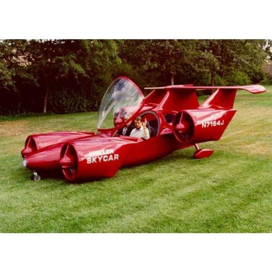 Firebox Moller Skycar M400