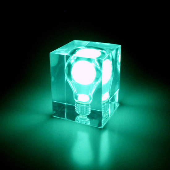 Firebox Glow Brick (Green)