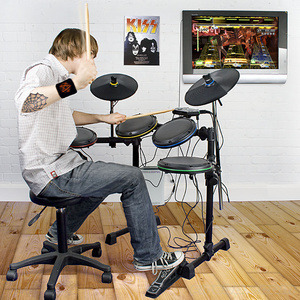 Photo of Rock Band Drum Rocker (XBOX 360 Model) Games Console Accessory