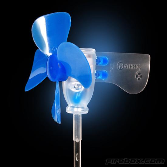 Mathmos Wind Light (Blue)
