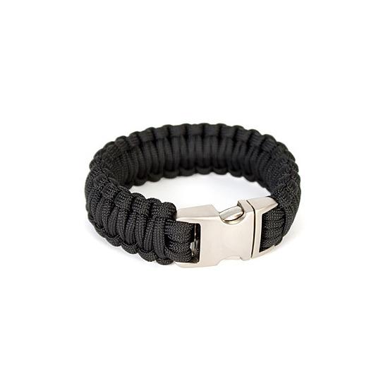Survival Bracelets Black