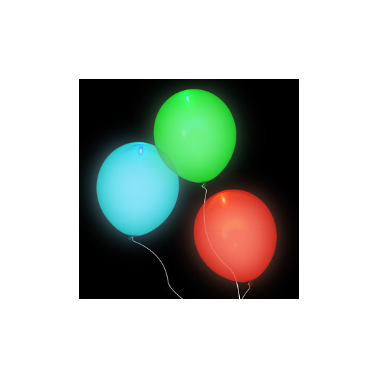 illoom balloons (15 pack Mixed Colours)
