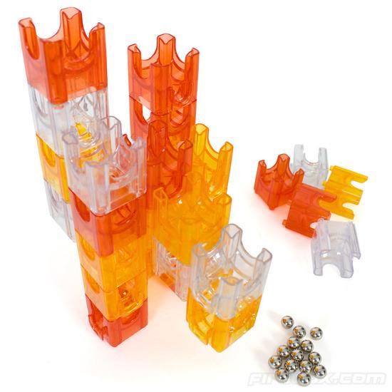 Firebox Q-BA-Maze ('Hot' 50 piece set)