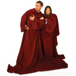 Double Slanket - Ruby Wine