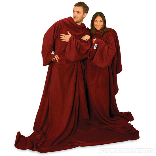 Double Slanket - Ruby Wine