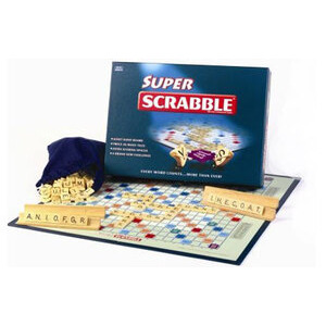 Photo of Super Scrabble Board Games and Puzzle