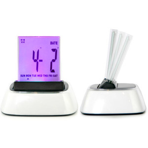 Photo of Colour Changing Push Clock Radio