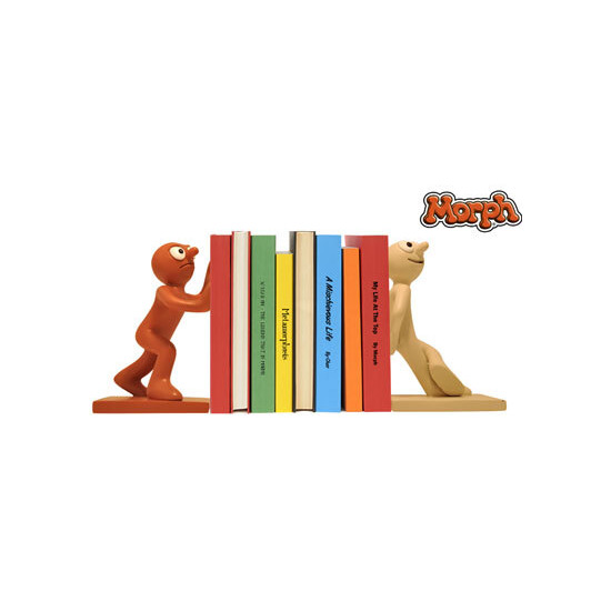 Licensed Morph Bookends