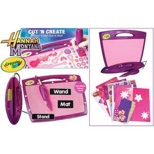Photo of Crayola - Hannah Montana Cut 'N Create Toy