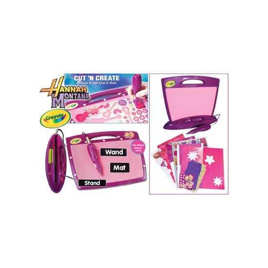 Crayola - Hannah Montana Cut 'n Create