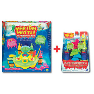 Photo of Martian Matter Alien Maker & Refill Toy