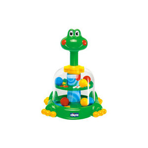 Photo of Chicco Frog Spinner Toy