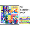 Photo of Children's DVD Bumper Collection - 10 Disc Set DVDs HD DVDs and Blu Ray Disc