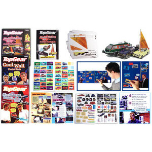 Photo of Top Gear Triple Book Set Toy