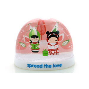 Photo of Momiji Xmas Snowglobe Gadget