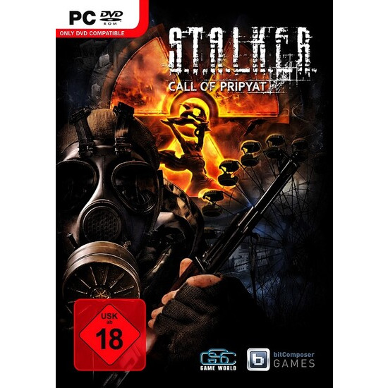 S.T.A.L.K.E.R. Call of Pripyat (PC)