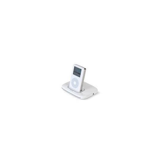 Belkin TuneSync for iPod - Digital player docking station with USB hub