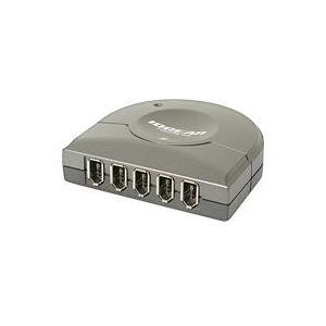 Photo of IOGEAR FireWire Hub GFH610 USB Hub