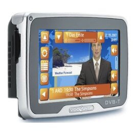 "VDO Dayton PN4000 4.3"" GPS with DVB-T and Full European Maps"