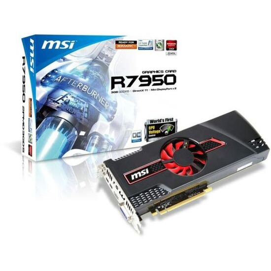MSI HD 7950