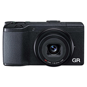 Photo of Pentax Ricoh GR Digital Camera