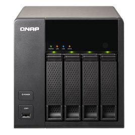 QNAP TS-420 Reviews