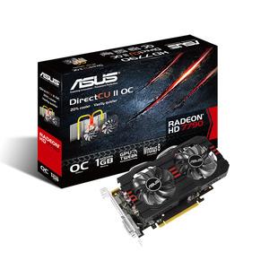 Photo of Asus AMD Radeon HD 7790 DIRECTCU II OC 1GB Graphics Card