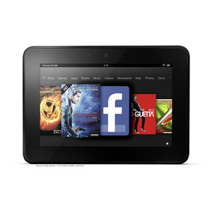 Photo of Amazon Kindle Fire HD 7 (WiFi, 16GB) Tablet PC