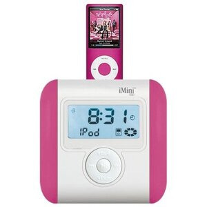 Photo of Ozaki IMini iPod FM Radio Alarm Clock iPod Dock
