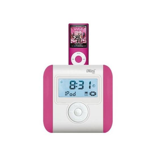 Ozaki iMini iPod FM Radio Alarm Clock