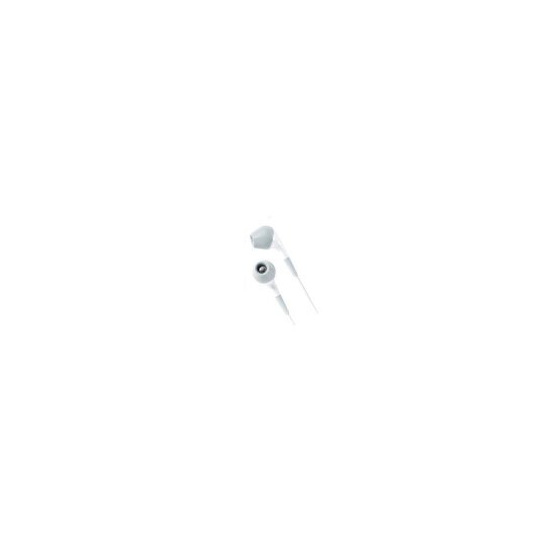 Sumnique-In Ear Stereo Headphones / Earphones In White For Mp3 Or Ipod Nano, Video, Photo, Shuffle, Mini & Other