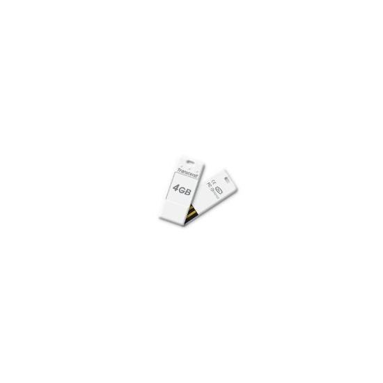 Trans 4GB JetFlash T3 White