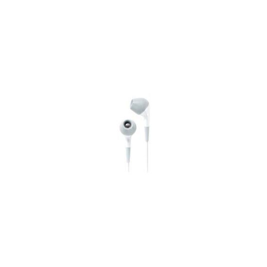 Official XVIDIA iPOD White In Ear Stereo Headphones