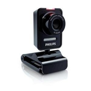 Photo of Philips SPC530NC VGA Webcam 1.3MP Face Tracking Webcam