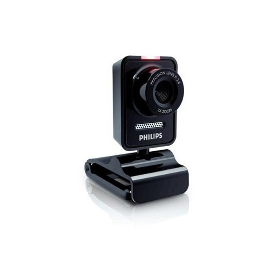 Philips SPC530NC VGA Webcam 1.3MP Face Tracking