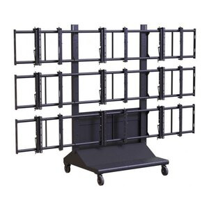 Photo of Premier Mounts 3 X 3 Video Trolley Stand TV Stands and Mount