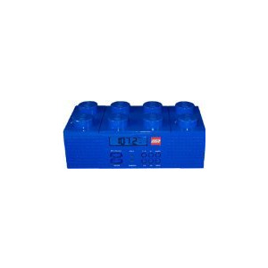 Photo of Lego Boombox Stereo CD Player - Blue CD Player