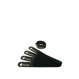 Fisual Chunky Velcro Cable Ties - 10 Pack Reviews