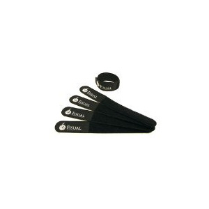 Photo of Fisual Chunky Velcro Cable Ties - 10 Pack Cable Tidy