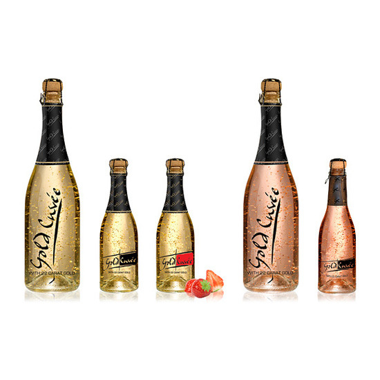 Sparkling Gold Rose - 750ml